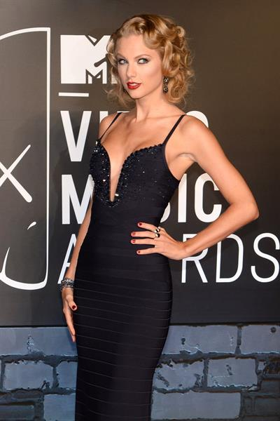 Taylor Swift 2013 MTV Video Music Awards at Barclays Center, New York - on August 25, 2013