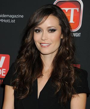 Summer Glau TV Guide's Hot List 2013 Party