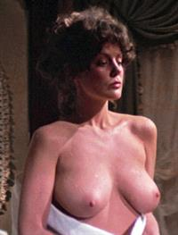 Fiona Lewis - breasts