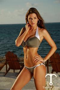 Jillian Beyor in a bikini