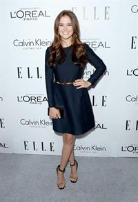 Zoey Deutch ELLE's 20th Annual Women In Hollywood Celebration - Los Angeles - October 21, 2013