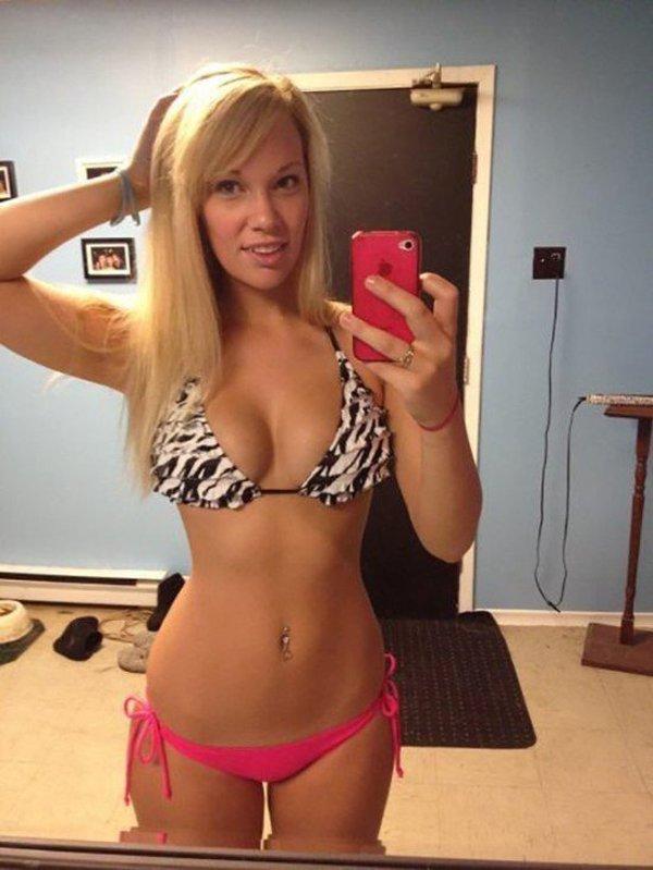 In bikinis teen girls pov