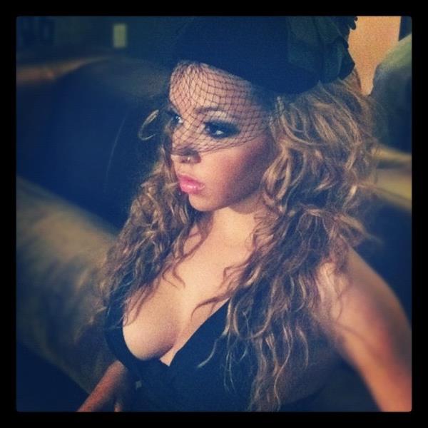 Tinashe Underboob Nude Photos 24