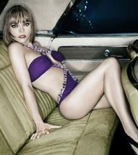Christina Ricci in a bikini