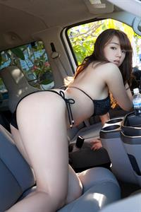Ai Shinozaki in a bikini - ass