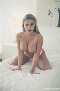 Tahlia Paris - breasts