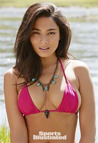 Jessica Gomes Sports Illustrated 2015