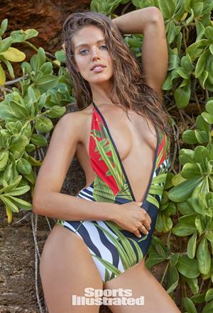 Emily DiDonato Sports Illustrated 2015
