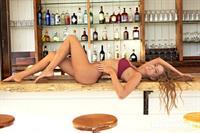 Haley Kalil in a bikini