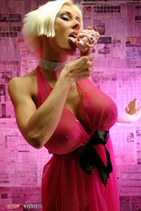Marie-Claude Bourbonnais - breasts
