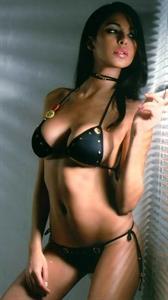 Moran Atias in a bikini