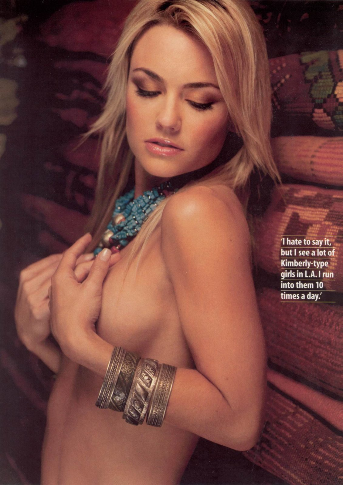 Kelly carlson naked