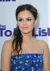 Rachel Bilson  The To Do List  LA premiere 7/23/13