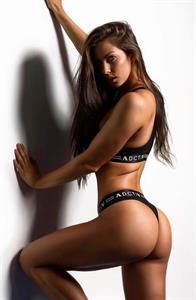 Janna Breslin in a bikini - ass