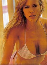Luisana Lopilato in a bikini