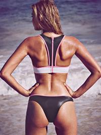 Elsa Hosk in a bikini - ass