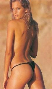 Liz Solari in a bikini - ass