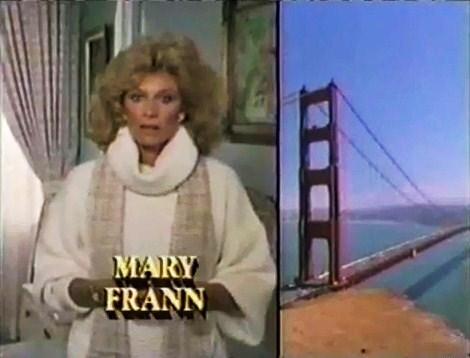 mary frann videos