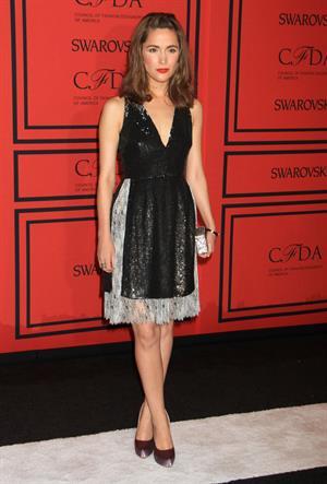 Rose Byrne CFDA Fashion Awards (New York, June 3, 2013)
