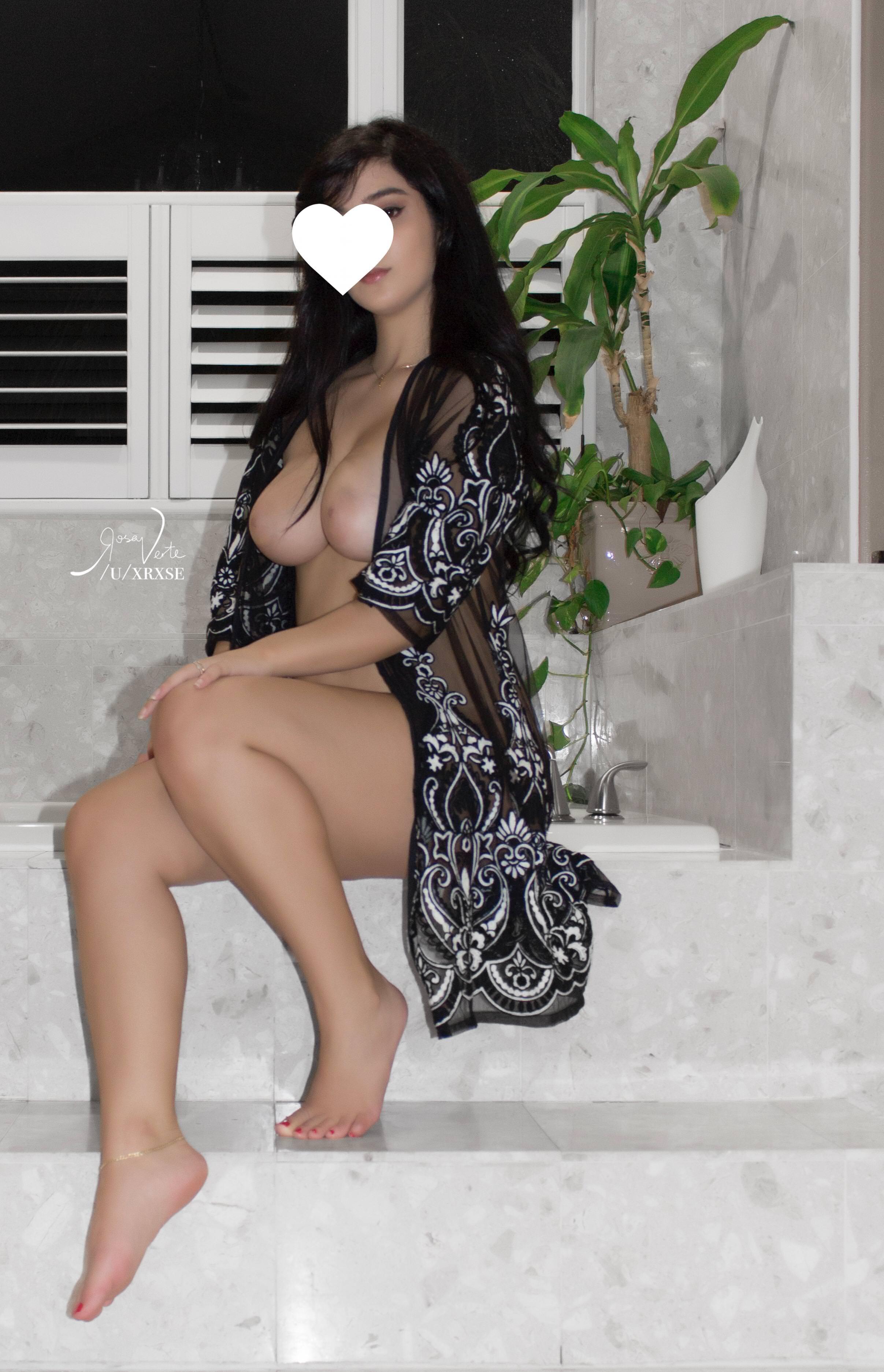 Rosalie Verte - breasts