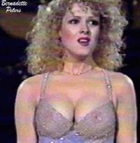 Bernadette Peters - breasts