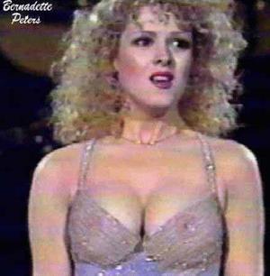 Bernadette Peters Nude