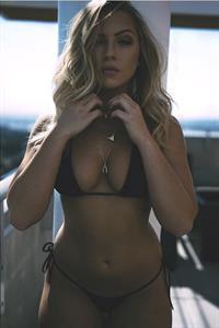 Teya Kaye in a bikini