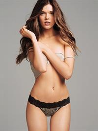 Victoria Lee in lingerie