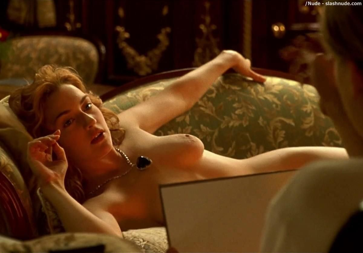 Kate Winslet - breasts