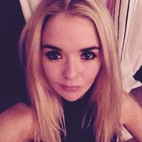 Lorna Fitzgerald taking a selfie