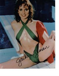Jacklyn Zeman in a bikini