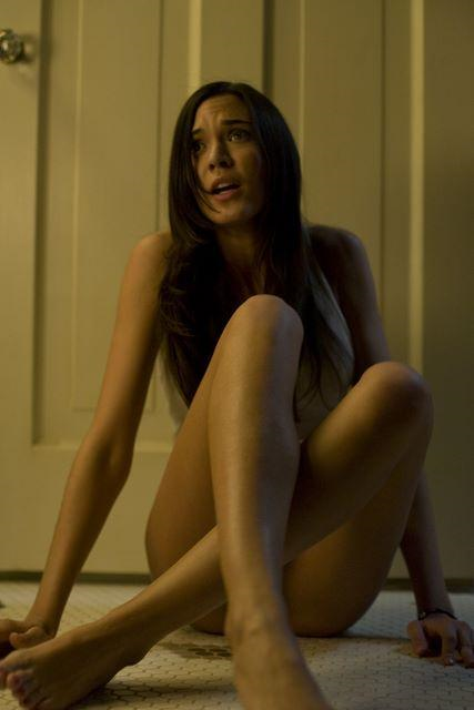 Nude odette annable