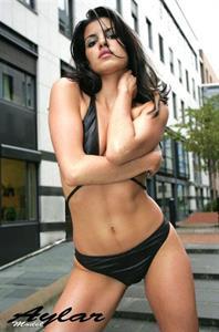 She's a gorgeous pornstar