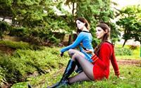 Star Trek Girls