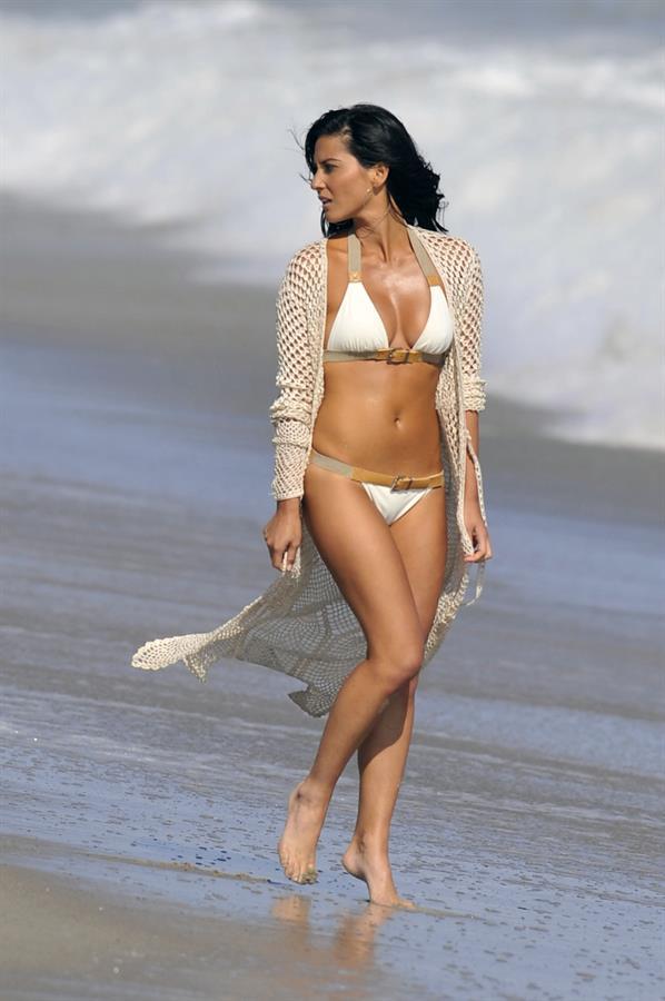 Olivia on the Beach