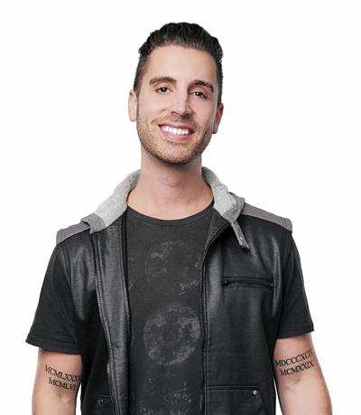 Nick Fradiani Jr.