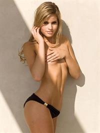 Marielle Jaffe in lingerie