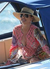Catherine Zeta Jones in a bikini