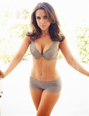Lacey Chabert in lingerie