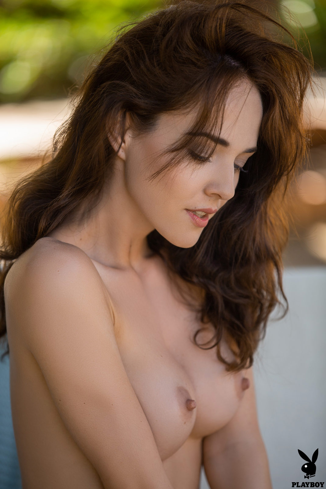 Model nackt bianka Hannah Palmer