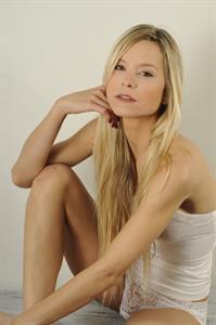 Jazmin De Grazia in lingerie