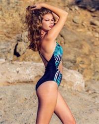 Rachel Conner in a bikini