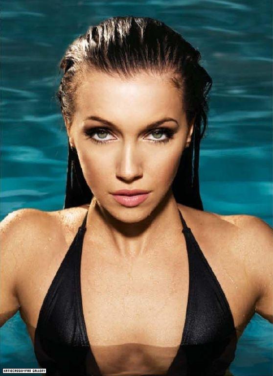 Katie Cassidy in a bikini