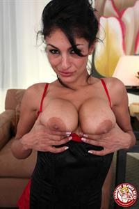 Persia Pele - breasts
