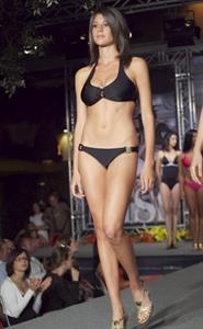 Sarah Galimberti in a bikini
