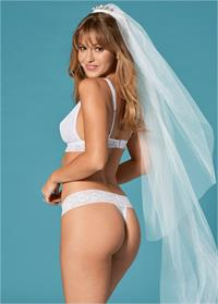 Jehane Paris in lingerie - ass