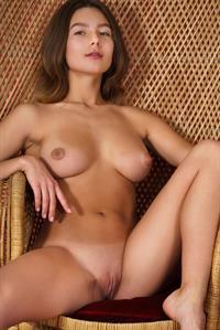 Belka Posing Naked