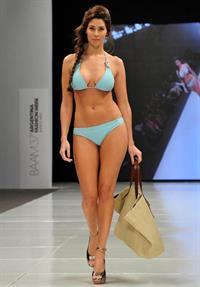 Ivana Nadal in a bikini