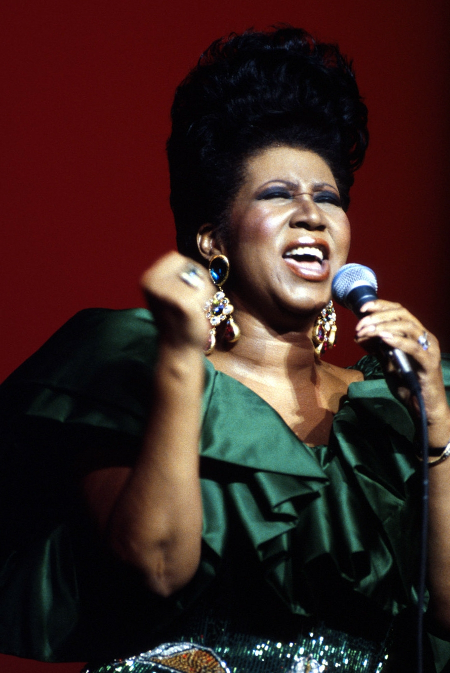 modifier Aretha Louise Franklin née le 25 mars 1942 à Memphis dans le Tennessee et morte le 16 août 2018 à Détroit dans le Michigan est une chanteuse auteure