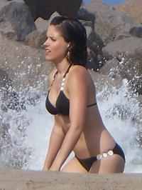Sophia Bush in a bikini
